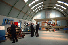 Montrose air station museum montrose angus scotland united kingdom - Esso garage opening times ...