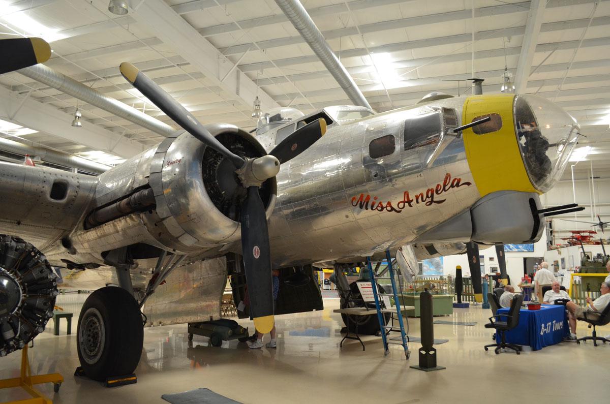 Palm Springs Air Museum - Palm Springs - California - USA
