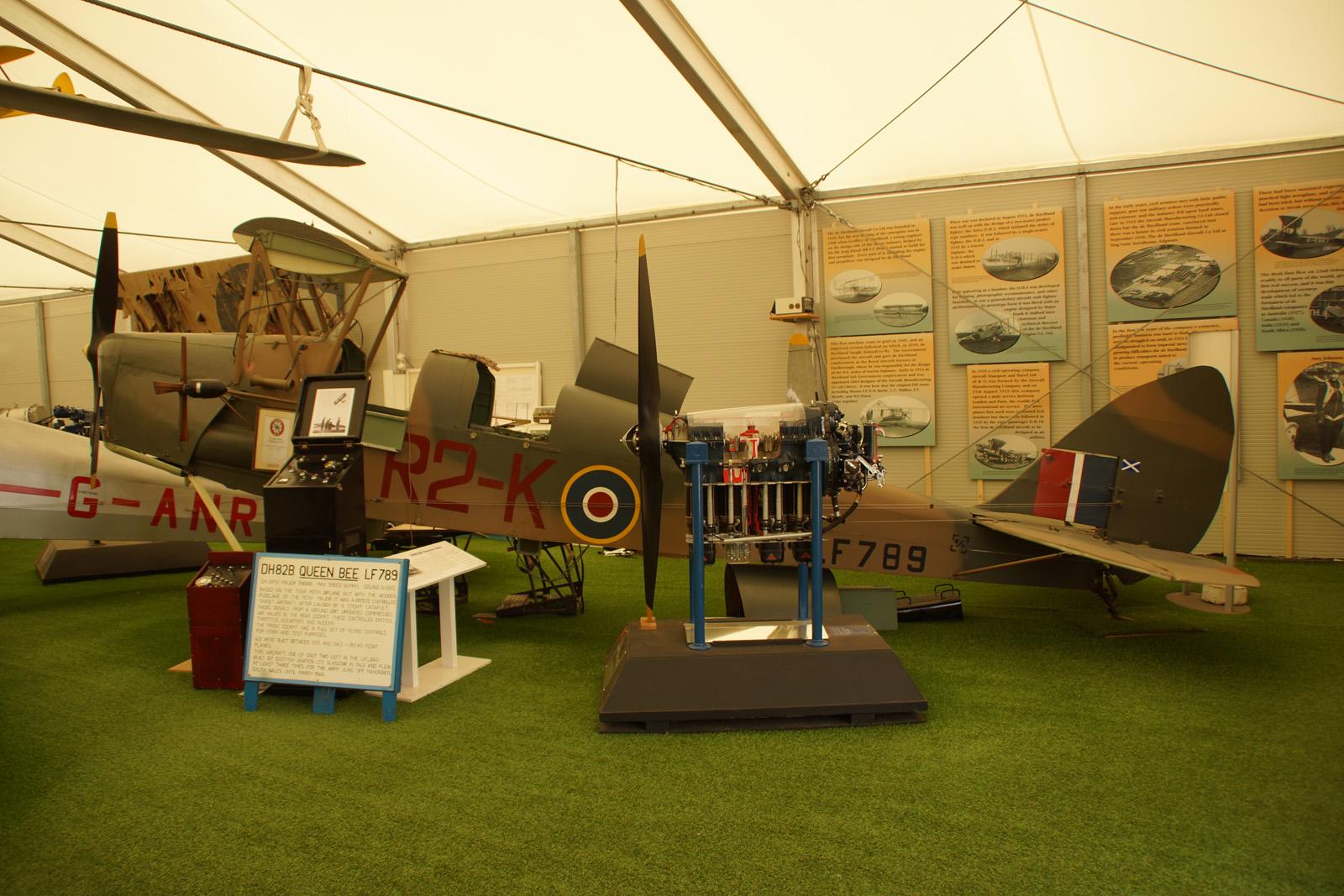 de Havilland DH82B